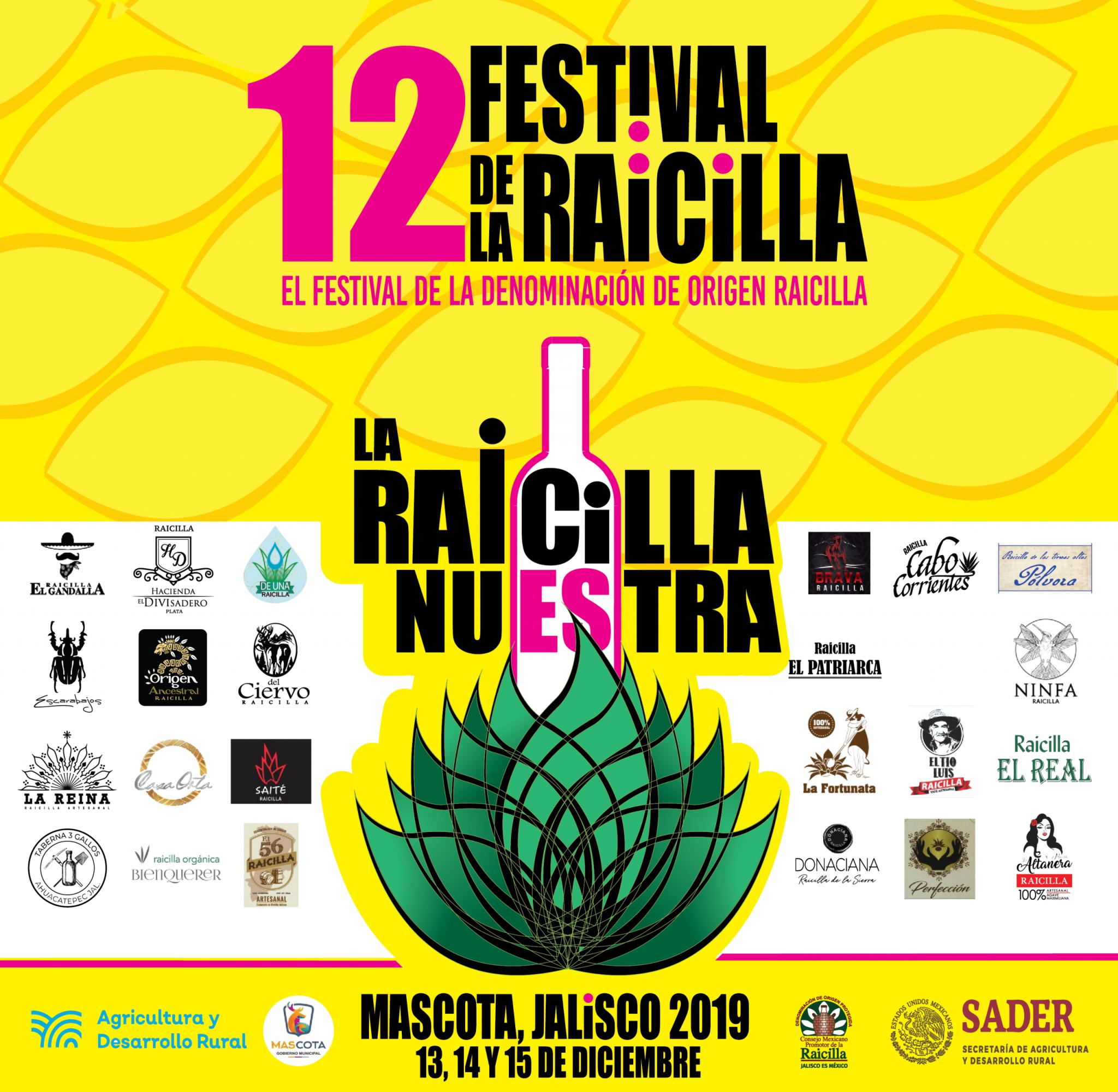 !2 Festival Raicilla