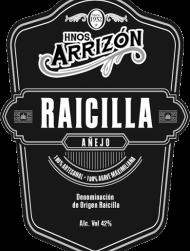 Logo Raicilla Arrizón